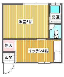 東峰コーポ 30号室